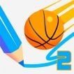 Super Dunk Line 2 Game Online kiz10