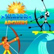 Surfer Archers Game Online kiz10