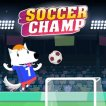 Soccer Champ 2018 Game Online kiz10