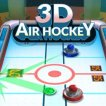 3D Air Hockey Game Online kiz10