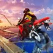 Impossible Bike Stunt 3D Game Online kiz10