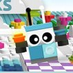 Lego Bits and Bricks Game Online kiz10