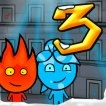 Fireboy and Watergirl: the ice temple Game Online kiz10