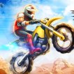Motocross Trials Game Online kiz10