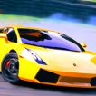 Play game online Lambo Drifter 3