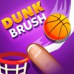 Dunk Brush Game Online kiz10