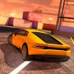 Lamborghini drift simulator Game Online kiz10