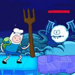 Bravery and Bakery ? Adventure Time Game Online kiz10