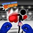 Stickman Boxing KO Champion Game Online kiz10