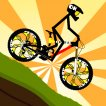 Stickman Bike Rider Game Online kiz10