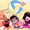 BEACH CITY VOLLEYBALL - STEVEN UNIVERSE Game Online kiz10