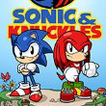 Sonic 3 and Knuckles Tag Team Game Online kiz10