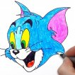 Tom and Jerry: I Can Draw Game Online kiz10