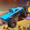 Xtreme Monster Truck Game Online kiz10