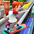 Skateboard Surfers Game Online kiz10