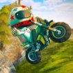 Moto Trial Racing 2: Two Player Game Online kiz10