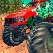 Monster 4X4 Offroad Jeep Stunt Racing 2019 Game Online kiz10