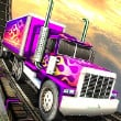 Impossible Truck Stunt Parking Game Online kiz10