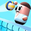 Pill Volley Game Online kiz10