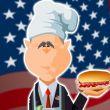 Cocinando con Bush