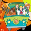 Scooby Doo Mystery Machine Ride