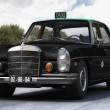 Mercedes 300 SEL Taxi Puzzle
