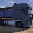 DAF Truck Hidden Tires
