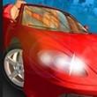 Convertible City Driving Sim