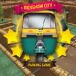 Rickshaw City 3D
