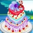 Cooking Academy Wedding Cake