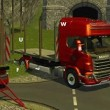 Logger Truck Hidden Letters