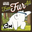 We Bare Bears Free Fur All