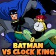 Batman vs Clock King