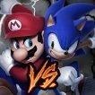 Mario Vs Sonic Exe