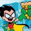 Teen Titans Go Food Fight