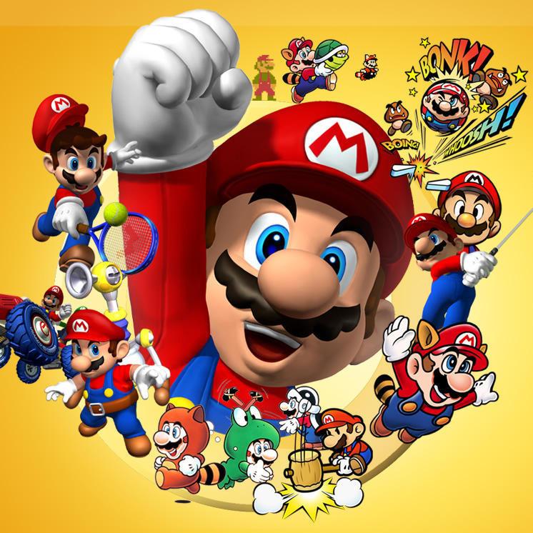 Game Super Mario Clasico