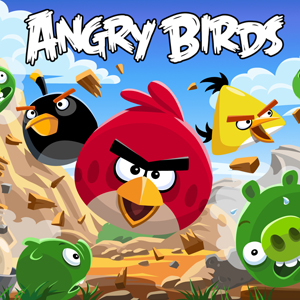 Game Angry birds Contraataque