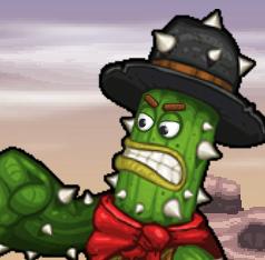 Game El cactus vaquero