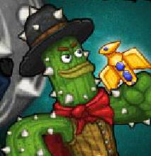 Game El cactus vaquero 2