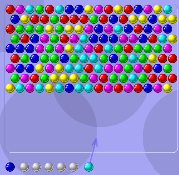 Explode bubbles 2