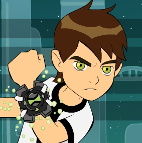 Game Ben 10 Super Corredor