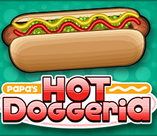 Hot dogs shop