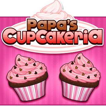 play My cupcake shop