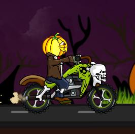 Game Carrera de Halloween