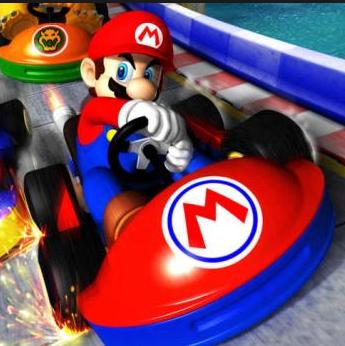 Super Mario cart