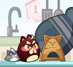 Game Gatos contra perros