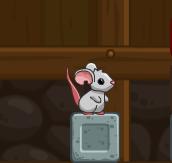 El rat�n y su queso