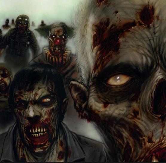 La Guerra Zombie