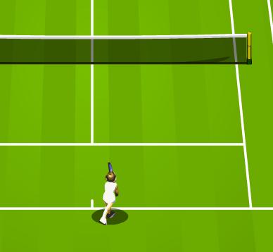 Game Tennis game