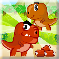 Game Dino meat hunt